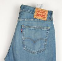 Levi's Strauss & Co Hommes 505 Jeans Jambe Droite Taille W33 L26 ATZ536