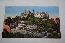 antike kolorierte AK - Bregenz Gebhardsberg ungel.