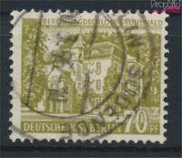 Berlin (West) 123 gestempelt 1954 Berliner Bauten (9233300
