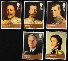 UK The House of Windsor stamp set MNH 2012