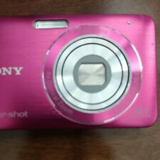 Sony Cyber-shot DSC-W800 20.1 MP Compact Digital Camera - pink