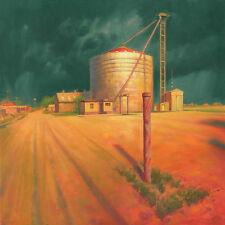 """Nueva Marca Harrison Original """"Munday Lone Star Texas Usa América en la carretera de pintura"""