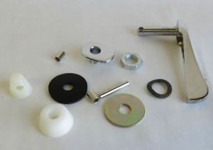 Mercedes w113 pagoda (63-71) Right side hardtop chrome handle kit 230 250 280 SL