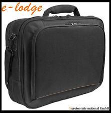T10 Notebooktasche Laptoptasche Herren 17 ZOLL schwarz Außenmaße 46x36x10cm