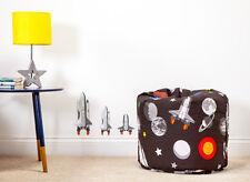 Galaxy Childrens Kids Beanbag Bean Bag Seat Play Room Bedroom Toddler Furniture