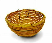 """Canary 4"""" Bamboo Natures Nest"""
