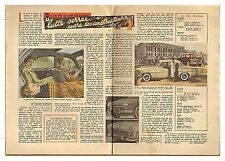 document 1954 (réf PEL)   AUTO FORD TRIANON SIMCA VERSAILLES  2p