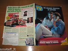 TV SORRISI E CANZONI=1989/45=SABINA STILO=PAUL McCARTNEY=CIRCO BARNUM=VIRNA LISI