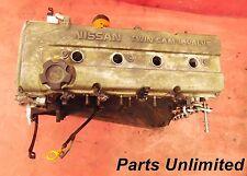 89-94 Nissan 240sx S13 OEM engine motor long block DOHC KA24 #2