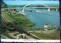 United States Mississippi River Bridge - posted 1982