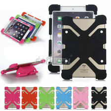"""Universal Soft Silicone Case Cover For Samsung Galaxy Tab A/E/S2/4 7"""" 8"""" Tablet"""