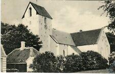 Denmark Vibe Wibe - Kirke 1956 postcard