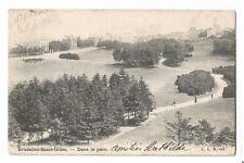 Carte postale CPA AK postcard postkaart Belgique SAINT GILLES PARC collection