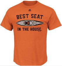 Majestic San Francisco Giants Best Seats Local Passion Kayak Cove shirt MLB men
