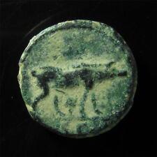 Trajan AE Quadrans,Rome, c. AD 100-110. EB189