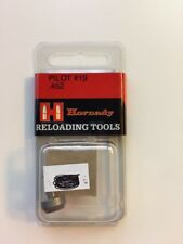 Hornady Reloading Tool / # 19 Case Trimmer Pilot 45 Caliber .452 Diameter 390961