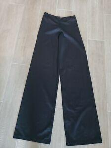 NEW Dance Jazz Pants Bootcut Eurotard Adult XL black Ballet Jazz Gymnastics