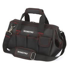 """Hand Tool Bag 14"""" larghezza bocca Custodia Protettore robusto Organizer"""