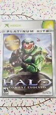 Halo: Combat Evolved (Platinum Hits) Xbox, 2002 BRAND NEW FACTORY SEALED
