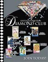 Anita Goodesign todo el acceso Club VIP diseño de bordado de 2019 de abril CD Y Libro