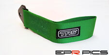 TRS Universal Tow Strap Green Colour for Opel Vauxhall Corsa Vectra Astra VXR