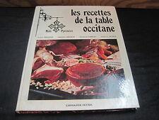 DEGOND/CARACCI/CARCEL/DUTOT:  Les recettes de la table occitane
