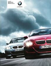 2008 08 BMW M5 M6  Original sales Brochure