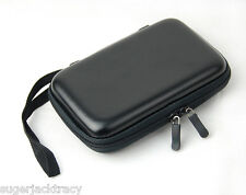 Black EVA Case for External Portable Hard Drive Suitable for Toshiba Buffalo