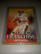 DREE BREES 2008 SCORE GOLD ZONE THE FRANCHISE #D 138/500 SAINTS LOOK @ STORE