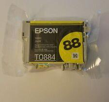 GENUINE EPSON Stylus CX4400 4450 7400 NX100 110 115 200 Yellow Toner 88 T0884 88