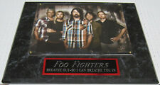 #1 Fan Foo Fighters Dave Grohl Framed 8X10 Photo Decor-12X15 Wall Plaque Display