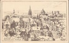 Oxford, UNITED KINGDOM - from Magdalen Tower - 1929