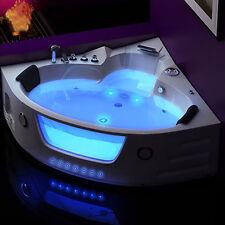 Whirlpool Shower Spa Jacuzzis Massage Corner 2 person Bathtub MODEL:6155 1500mm