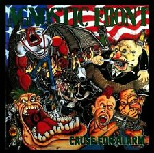 AGNOSTIC FRONT - CAUSE FOR ALARM NEW CD