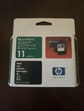 Genuine HP 11 Black Printhead C4810A expiration date October 2005