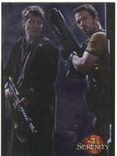 Serenity The Movie Promo Card DSS1