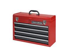 Craftsman 4 Drawer Steel Tool Box Organizer Chest Shop Storage Cabinet Mechanic
