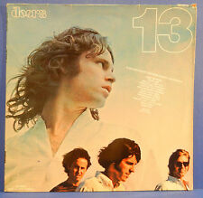 THE DOORS 13 VINYL LP 1970 RE '71 GERMANY COMP GREAT CONDITION! VG+/VG+!!B