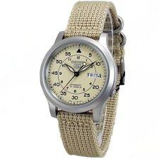 Belle montre SEIKO MILITARY Nylon SNK803K2 Watch