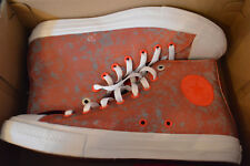 d4ef7fc76cfe New Converse CT II All Star Reflective Wash w Lunarlon Signal Red 153543C  sz 9.5