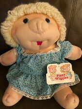 Vintage Brand New 1982 Dan Dee Imports Rare Piggy Wiggies Cloth Doll Collector