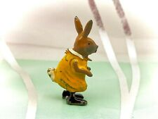 More details for britains/cadbury's cococub-lead children's toy figure-1934-39-brother rabbit