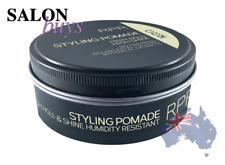 RPR Styling Pomade Shine Humidity Resistant Wax 90g Cruelty - Paraben