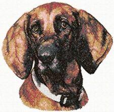 Embroidered Ladies Fleece Jacket - Redbone Coonhound Aed16342 Sizes S - Xxl