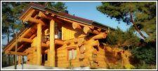 Naturstammblockhaus, Blockhaus, Holzhaus,Ferienhaus,Gartenhaus, Sauna, Cotta