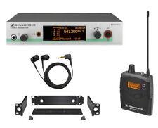 Sennheiser ew 300 IEM G3-A1-US Wireless In-Ear Monitor System IEM