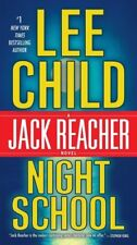 Night School (A Jack Reacher Novel) [New Book] Paperback