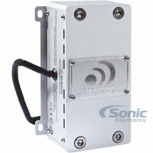 Massive Audio RCX 4 Farad Capacitor for the Massive Audio DBx4 Car Amplifier