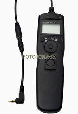 Timer Remote Shutter Cord for Canon 550D 600D 650D 700D 1100D 1200D 60D 70D 60Da