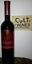 RP 95 pts! 1997 Pride Mountain Reserve Claret Napa Valley red wine